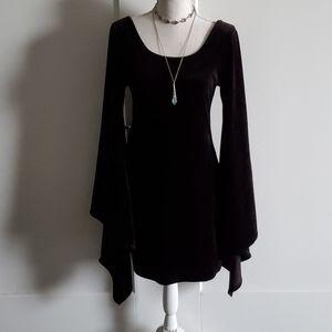 Leg Avenue Veveteen 90ths Realness Dress